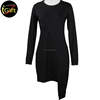 FAMA Audit Factory Women Fashion Black Dresses