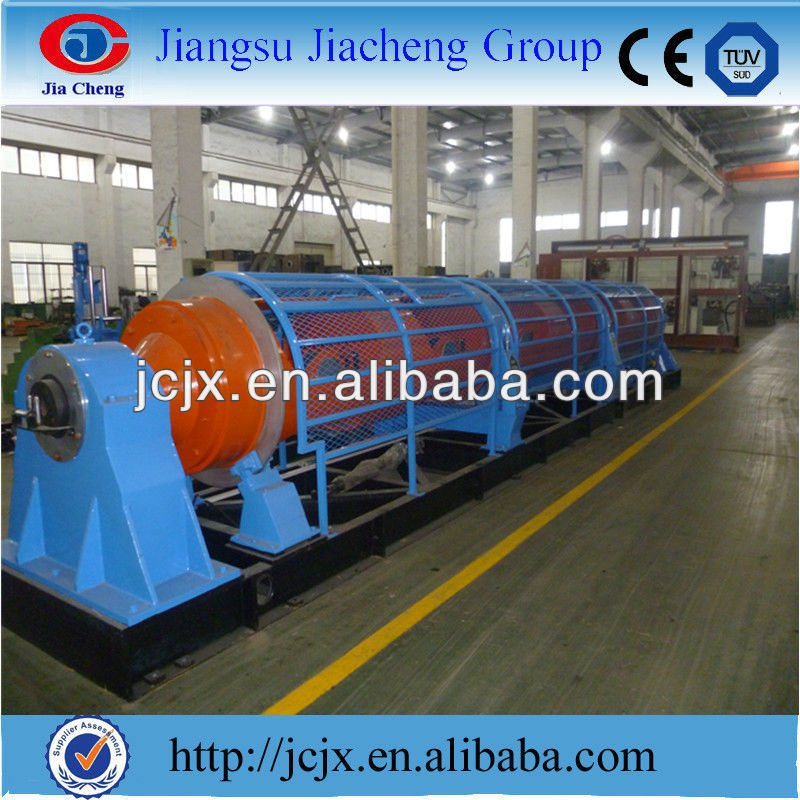 6+1 Tubular Wire Stranding Machine