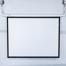 150 Inch 16:9 Elegant Electric Projector Screen with Remote Control