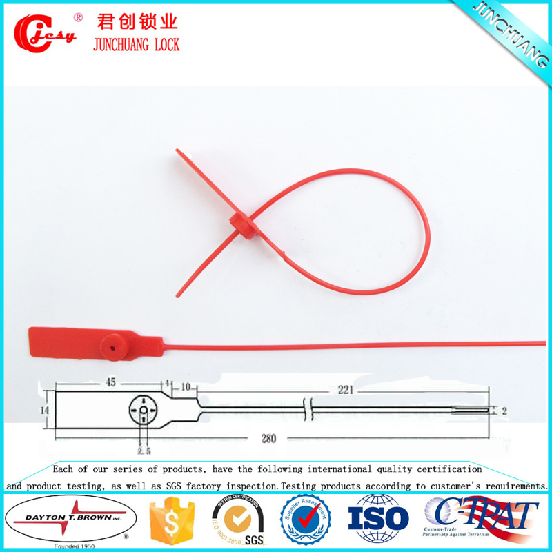 new product Best Selling Plastic Made In China Tik Plastic Seal