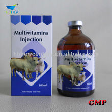 veterinary animal use 100ml 50ml 10ml Multivitamin Injection