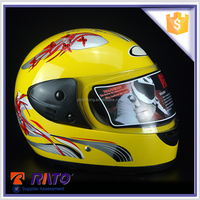 Colorful and cheapest full face safety helmet for motorcycles