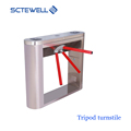 access control attendance time turnstile mechanism security tripod gates