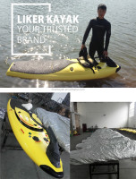 NEW Design Single sport power jetboard with engine suif ski Kayak