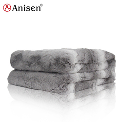 100% polyester hot sale products super soft korean blanket 2 ply fleece mink blanket