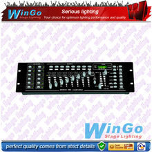 WG-F1012 led control software /DMX Lighting Console/free dmx lighting control software