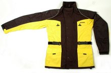 motorcycle-electrically heated insulated parka jacket