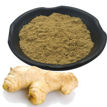 Organic instant ginger extract powder
