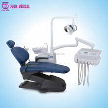 Professional Supplies Different Colors Electric Dental Chair/ Stable quality FUJIA Dental Chairs