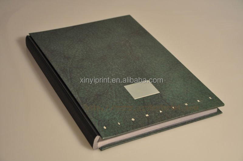 hardcover photo album book printing