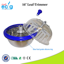 Motorized Bowl Bud Leaf Pro Trimmer with Food silicone material