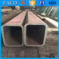 Tianjin square rectangular pipe ! concrete lined steel pipe carbon square steel hollow sections