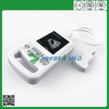 2016 Guangzhou ysb0128 durable handheld ultrasound scanner