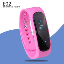 Wholesale bluetooth smart bracelet 2015 vibrating with incoming calls and SMS