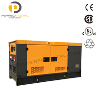 12kva super silent silent diesel generator with Laidong engine