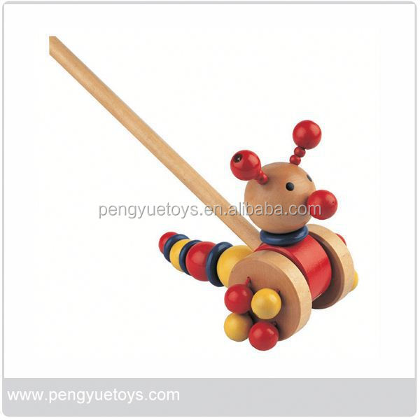 Children's Pull Toy , Wooden Pull dog String Toy , Toys for Children