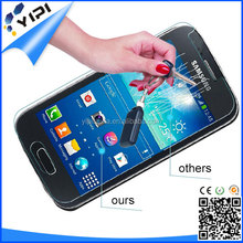 New Premium 0.26mm anti shock scratch resistance real glass screen protector for samsung galaxy grand duos mobile phone