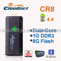RK3066 Cortex A9 Dual Core 1.6GHz mk808 mini pc CS102 III Google Android 4.4 smart HDMI TV stick/tv dongle/mini PC