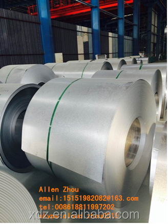 Aluminum-zinc alloy coated steel sheet and strip, Galvalume Coils,SGLC,GL