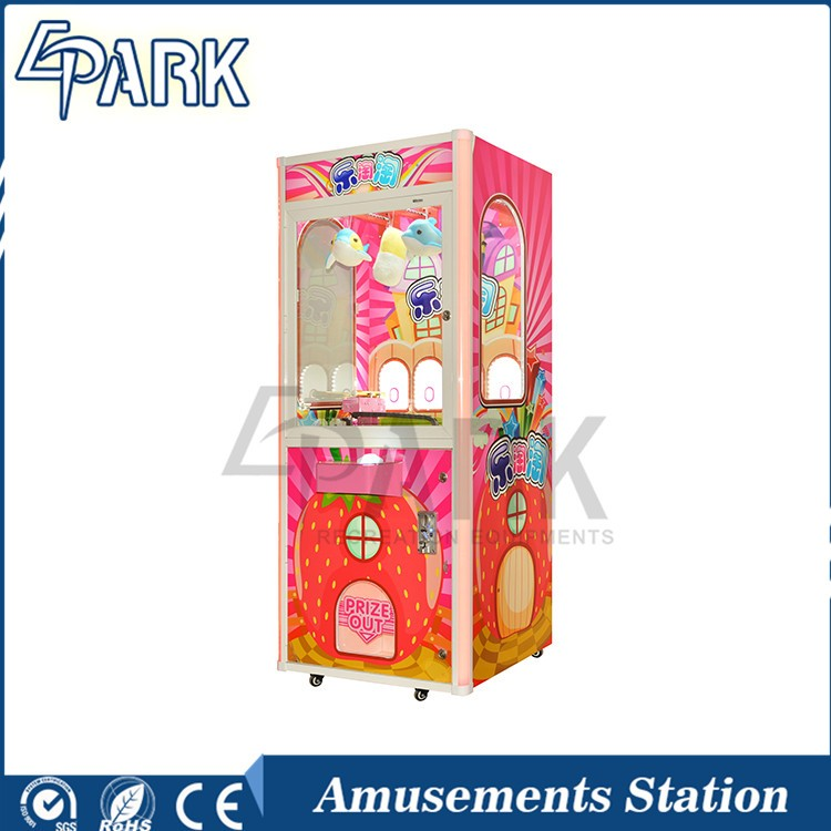 gift vending crane machine children crane claw arcade game center machine