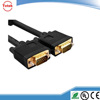 Top selling products 2015 db9/25 to VGA/D-sub cable Cable male to male with competitive price