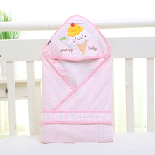 Muslin Swaddle Baby Blanket/children blanket/comfortable children blanket