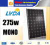 China top seller factory Energy saving mono solar panel for home 270w 275w mono solar panel cheap price