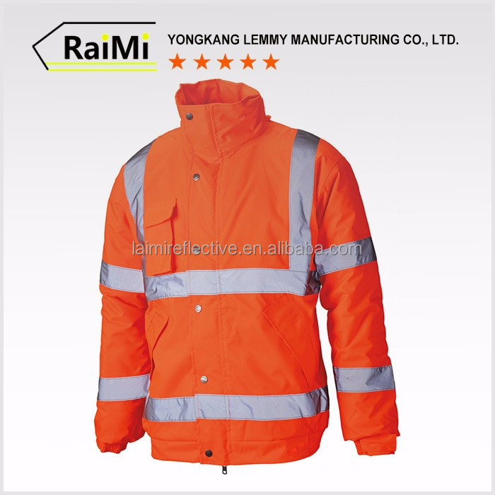 Various Color Fire retardant safety coat