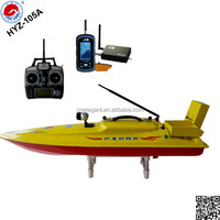 RC fish finder boat HYZ-105A fiberglass fishing boats for sale used