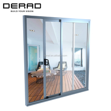 New Modern Design Beautiful Aluminum Glass Door and Window for Office
