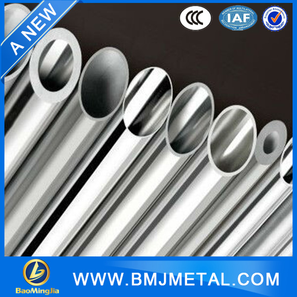 China Factory Produced Seamless 316L Stainless Steel Tube