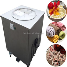 Thailand Roll Fried Ice Cream Machine / Fry Ice Cream Machine/ice Cream Cold Plate