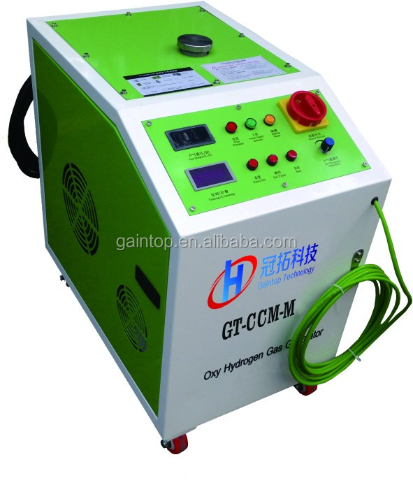 China Produced Engine Carbon Cleaning Machine/High technology ISO 9001 Certified Car Deposit Remover