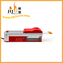 Best Selling JL-021A Yiwu JIJU Popular Magic High Speed Modern Make 3 Cigarettes Once ElectricTobacco Rolling Machine
