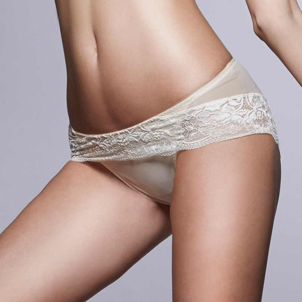 Popular hot sell odm oemwomen ladies high cut underwear, OFA2028 Ornate lace sexy panties