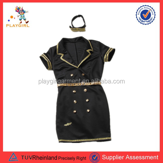PGWC-0871 Sexy nude air hostess cosplay costume adult school girl costume photos