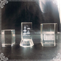 Optical crystal glass block K9 blank crystal for engrave