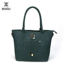 KKXIU 2018 Manufacturer Large Utility Leather Private Label Tote bags