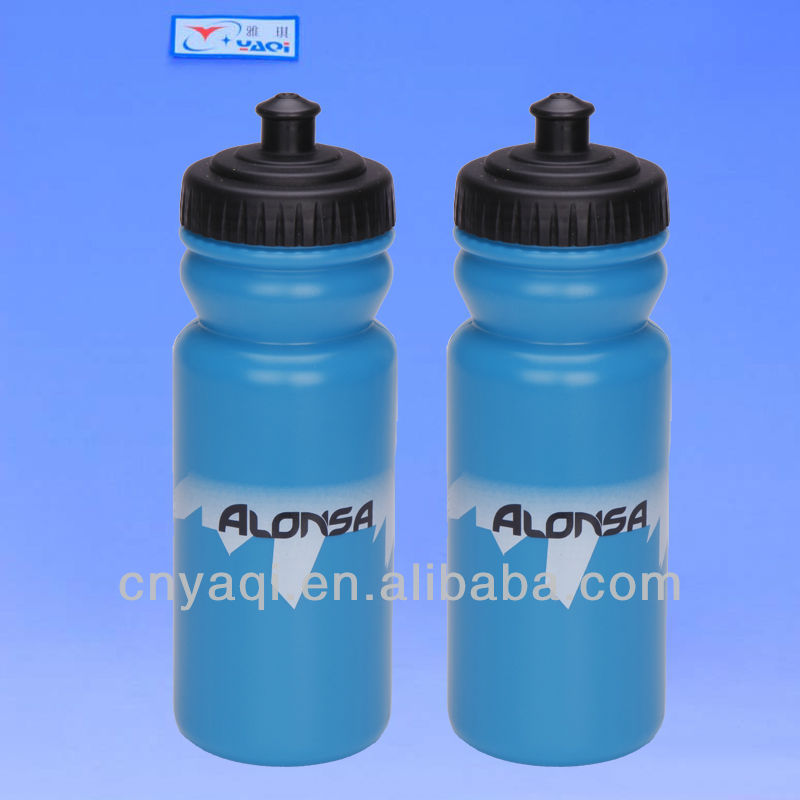customerized made plastic empty bottle 600ml
