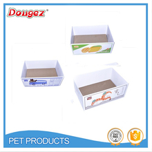 Hottest Products 2016 New Corrugated Paper House For Cats