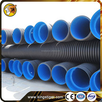 Hot-Selling high quality low price corrugated drain pipe