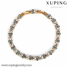 72769 Xuping Hot item promotional special price bracelet jewelry