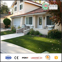 Synthetic lawn artificial turf grass for garden