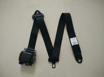 3 point retractable safety seat belt