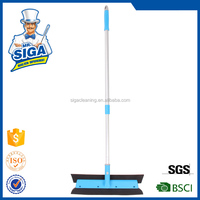 Mr. SIGA 2015 hot sale Double EVA Blade Large Floor Squeegee Mop