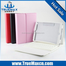Wholesale Price Leather Case for iPad Air, Air 2 with Keyboard