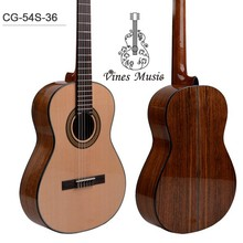 wholesale instrumentos musicais nylon string classical guitarra