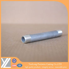 "1/8"" X 2"" inch STAINLESS STEEL 304L Long BARREL NIPPLES SCH40"