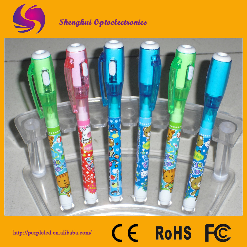 Set packging Customized magic blow pen for children