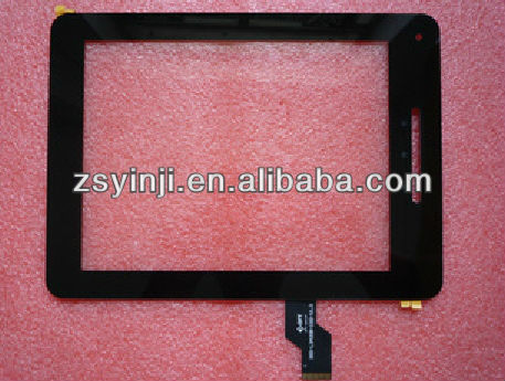 7'' LCD touch screen for Onda VI30 Deluxe Tablet PC,MID touch panel